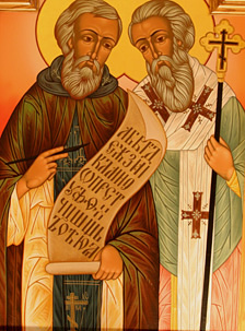 Saints Cyril and Methodios