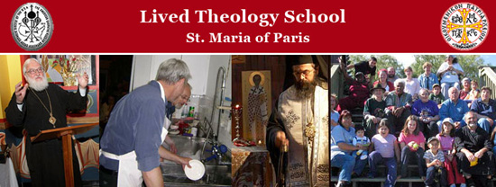 Lived School of Theology Masthead