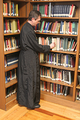 Orthodox Reading Room